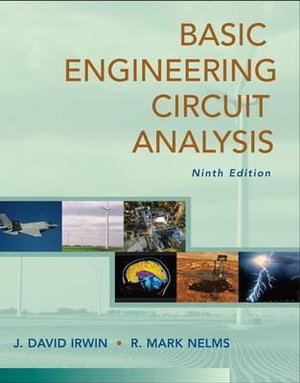 Cover of Basic Engineering Circuit Analysis 9E