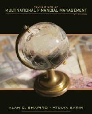 Cover of Foundations of Multinational Financial Management