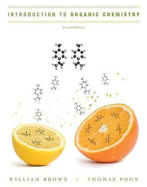 Cover of Introduction to Organic Chemistry 4E