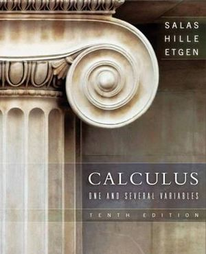 Cover of Calculus One and Several Variables 10E + WileyPlus Registration Card