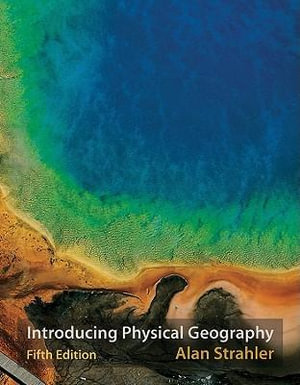 Cover of Introducing Physical Geography 5E