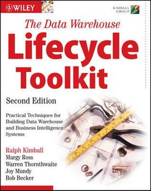Cover of The Data Warehouse Lifecycle Toolkit
