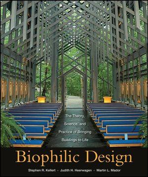 Cover of Biophilic Design