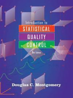 Cover of Introduction to Statistical Quality Control