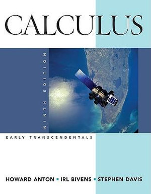 Cover of Calculus Early Transcendentals Combined