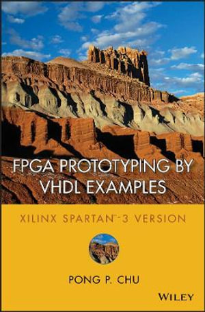 Cover of FPGA Prototyping by VHDL Examples