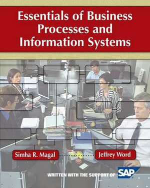 Cover of Essentials of Business Processes and Information Systems