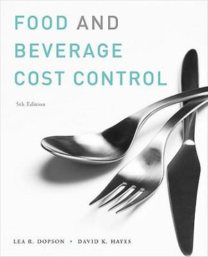 Cover of Food and Beverage Cost Control