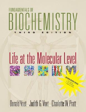 Cover of Fundamentals of Biochemistry