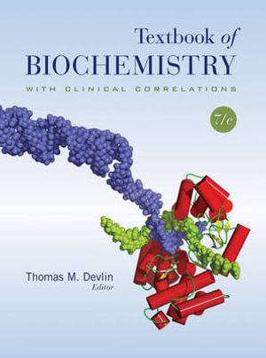Cover of Biochemistry with Clinical Correlations 7E