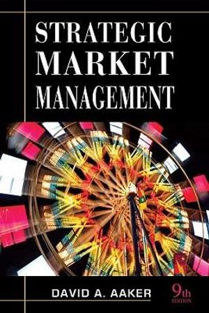 Cover of Strategic Market Management 9E