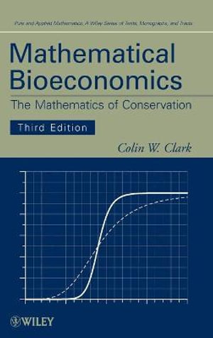 Cover of Mathematical Bioeconomics