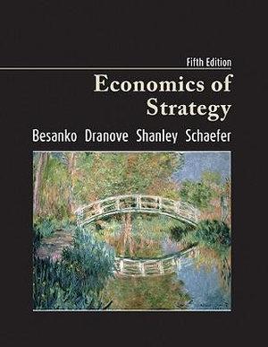 Cover of Economics of Strategy 5E