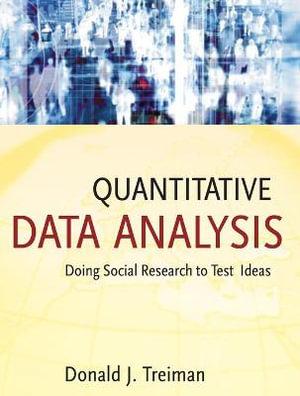 Cover of Quantitative Data Analysis