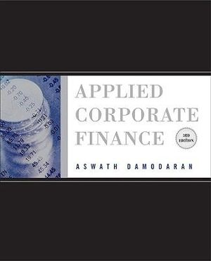 Cover of Applied Corporate Finance
