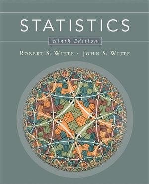 Cover of Statistics 9E