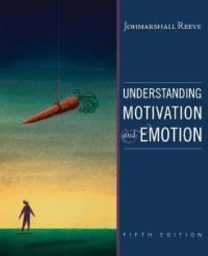 Cover of Understanding Motivation and Emotion 5E