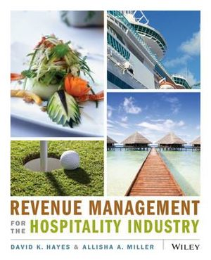 Cover of Revenue Management for the Hospitality Industry