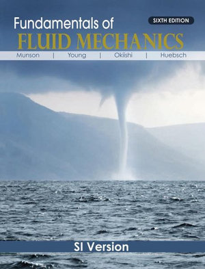 Cover of Fundamentals of Fluid Mechanics