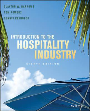 Cover of Introduction to the Hospitality Industry