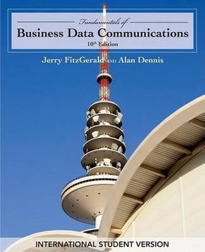 Cover of Fundamentals of Business Data Communications