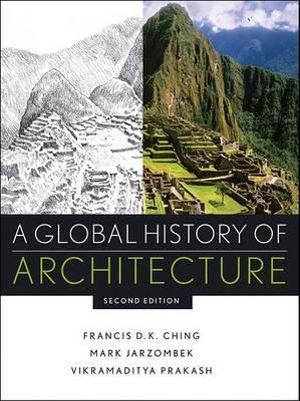 Cover of A Global History of Architecture, Second Edition