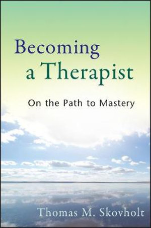 Cover of Becoming a Therapist