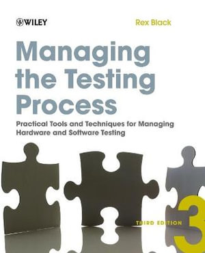 Cover of Managing the Testing Process