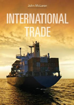 Cover of Economics of International Trade