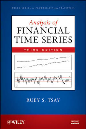 Cover of Analysis of Financial Time Series, Third Edition