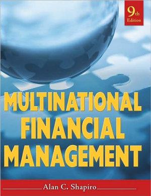 Cover of Multinational Financial Management 9E