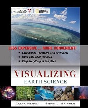 Cover of Visualizing Earth Science