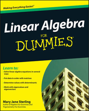 Cover of Linear Algebra For Dummies