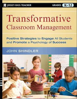 Cover of Transformative Classroom Management