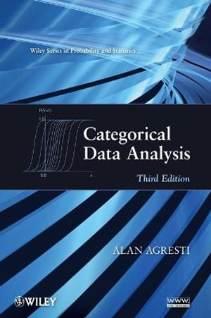 Cover of Categorical Data Analysis