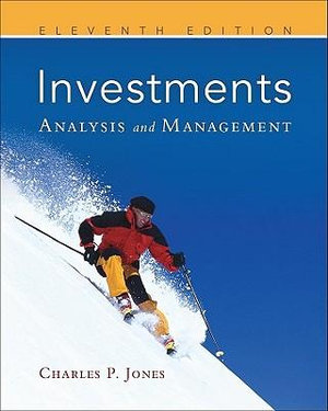Cover of Investments Analysis and Management 11E