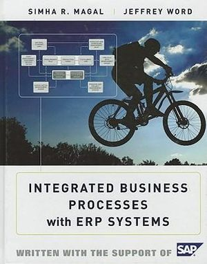Cover of Integrated Business Processes with ERP Systems