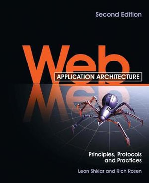 Cover of Web Application Architecture