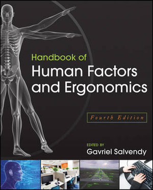 Cover of Handbook of Human Factors and Ergonomics