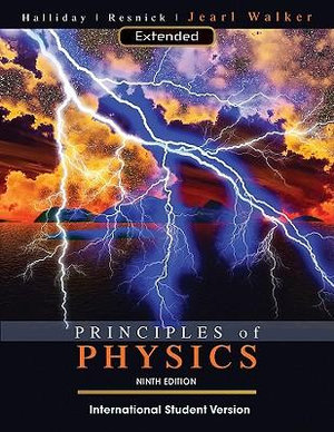 Cover of Principles of Physics