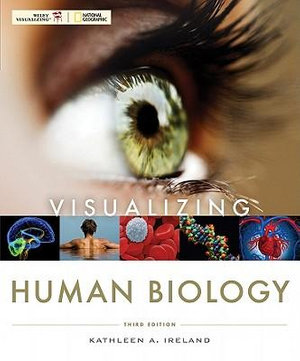 Cover of Visualizing Human Biology