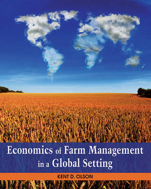 Cover of Economics of Farm Management in a Global Setting