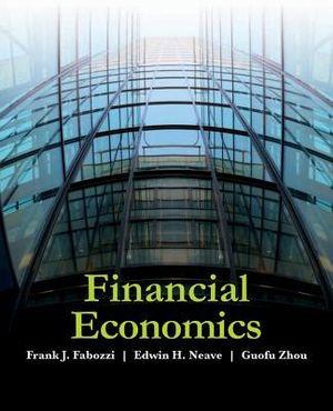 Cover of Financial Economics