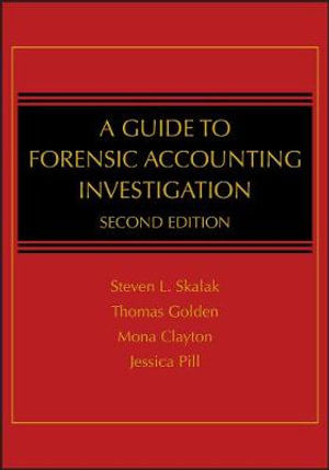 Cover of A Guide to Forensic Accounting Investigation
