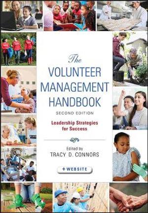 Cover of The Volunteer Management Handbook, Second Edition + Website
