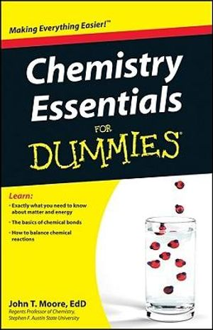 Cover of Chemistry Essentials for Dummies