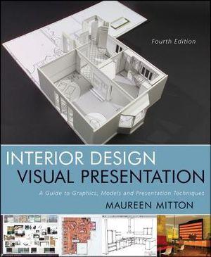 Cover of Interior Design Visual Presentation