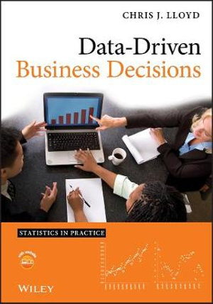 Cover of Data Driven Business Decisions
