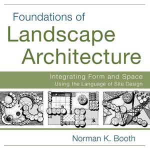 Cover of Foundations of Landscape Architecture