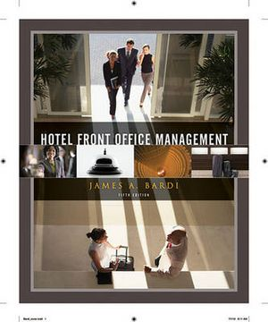 Cover of Hotel Front Office Management